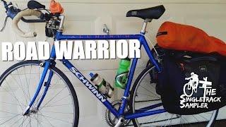 Converting my Schwinn Paramount into a bikepacking adventurer