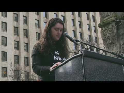 Rebekah Liebermann- socialist alternative - Seattle Tax March 4.15.2017