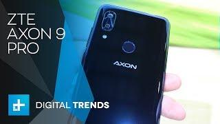 ZTE Axon 9 Pro Hands On at IFA 2018