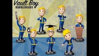 Fallout 76 Guides: Bobblehead …