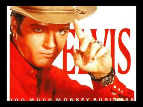 "Elvis Presley: ""Too Much Monkey Business"" FTD Remix Version"