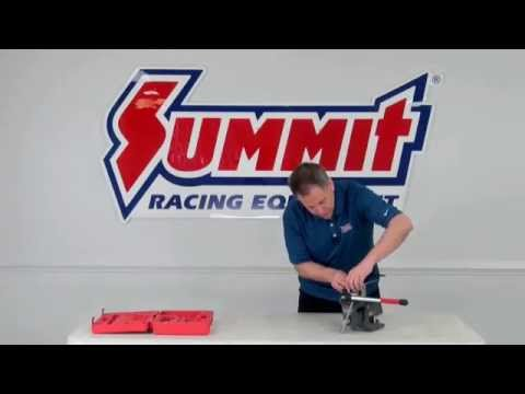 How to Flare Brake Lines - Summit Racing Quick Flicks