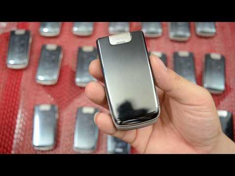 Nokia 6600 fold (nắp gập) siêu mỏng - siêu đẹp - 2 màn hình tiện lợi   alofone.vn