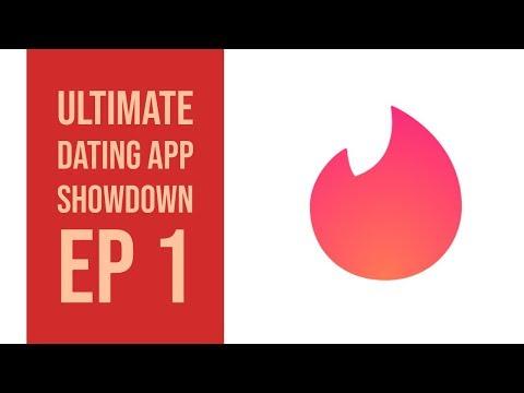 Tinder Reivew 2019  - Dating App Showdown Ep1