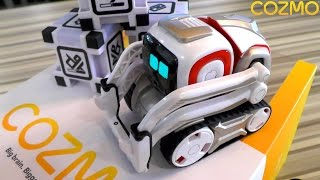 Cozmo - Day 1: Unboxing Anki's New Robot #Cozmoments