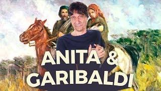 ANITA E GARIBALDI - EDUARDO BUENO