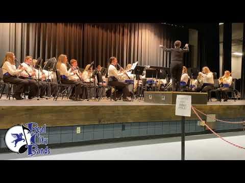 Windjammer (Voyage Aboard a Tall Ship) - Robert Buckley (Beal City High School Concert Band)