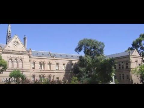 'Adelaide' University City / Australia..