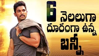 Allu Arjun has been away for six months || #DJ || #DuvvadaJagannadham