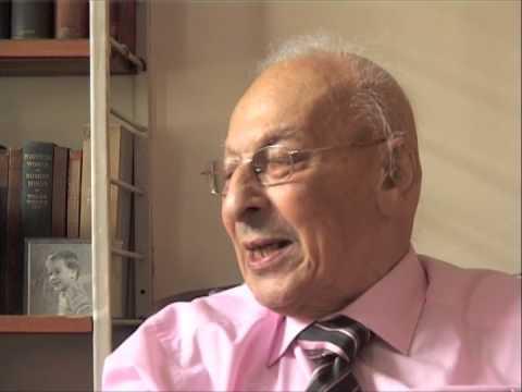 Emanuel Litvinoff recounts the TS Eliot incident