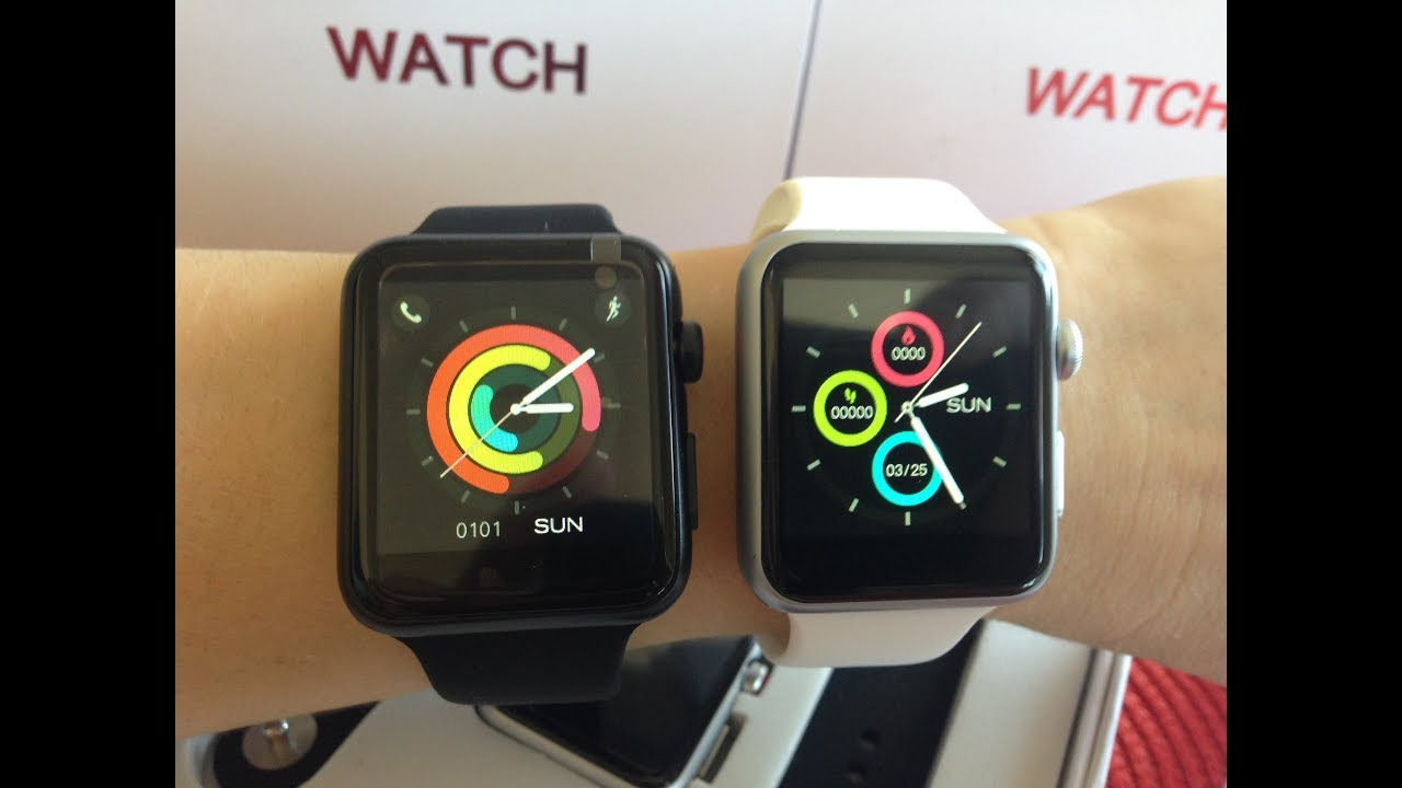 Часы smart watch iwo отзывы фото