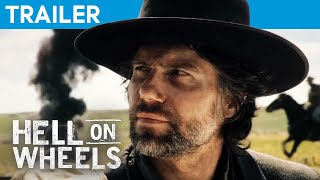 Hell on Wheels - Staffel 1 | Offizieller HD Trailer | Deutsch German | (2019)