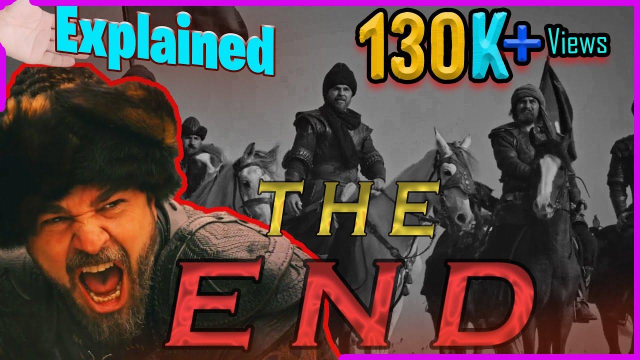 Download Last Final Scene of Season 5 Explained! - Ending of Dirilis Ertugrul   ERTAGUL Ghazi LAST Episode