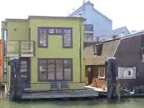 Floating Homes Vancouver - YouTube