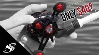 A Good Baitcaster Under $45? Piscifun Torrent Review