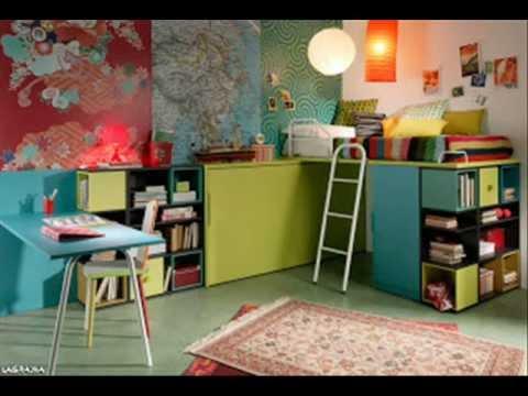 Mueble juvenil dormitorios juveniles camas compacto - Muebles compactos juveniles ...