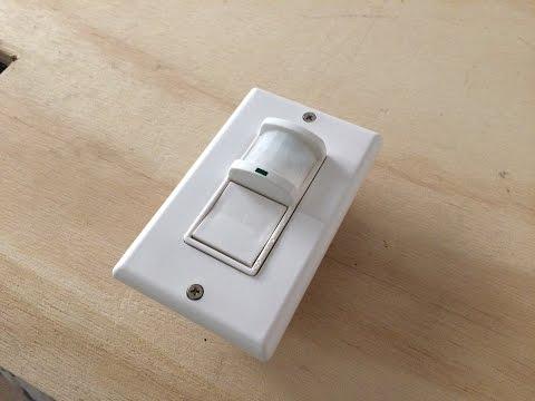 de sensor ELECTRICAS movimiento INSTALACIONES un conectar Como BoQdExWrCe