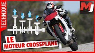 YAMAHA R1 : Le CROSSPLANE, comment ça marche ? - MOTO JOURNAL