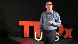 The entrepreneurial dynamic: Sir Willie Haughey at TEDxUWS