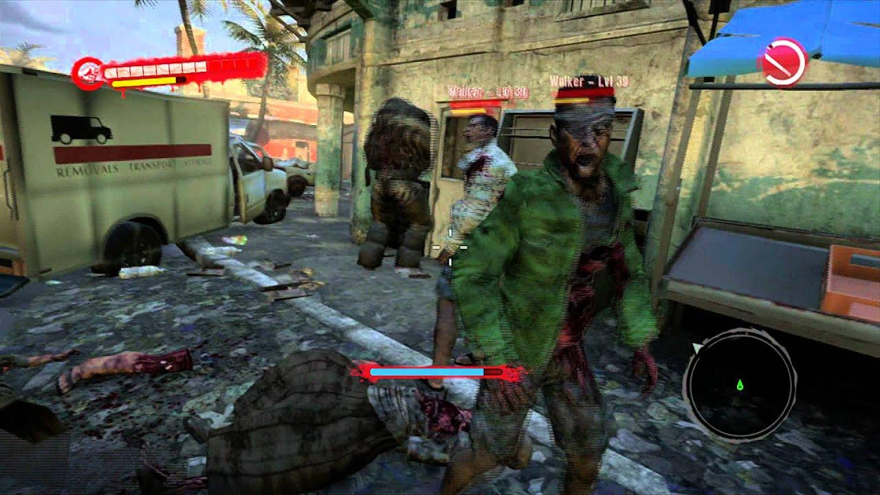 Dead Island Deathstalker Mod Location