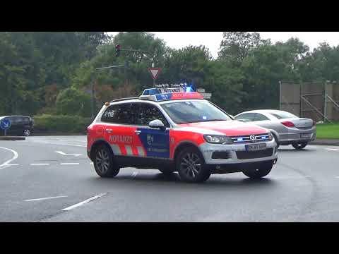 [Intensivfahrt] RTW NEF des Rettungsdienst Radevormwald in Wuppertal