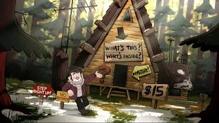 Gravity Falls - A Tale of Two Stans - Origin of the Mystery Shack