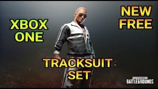 New Free Tracksuit Set on Xbox One! (PUBG)