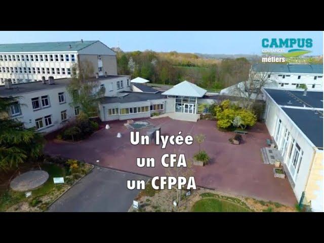Porte ouverte virtuelle du Campus Métiers Nature de Coutances