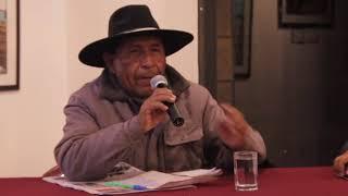 Walter Tesillo: Autonomía y defensa del territorio de los pueblos originarios