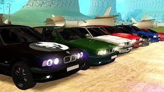 BMW E34 НОВЫЙ ПРОЕКТ! СХОДКА КЛУБА BMW - MTA RADMIR