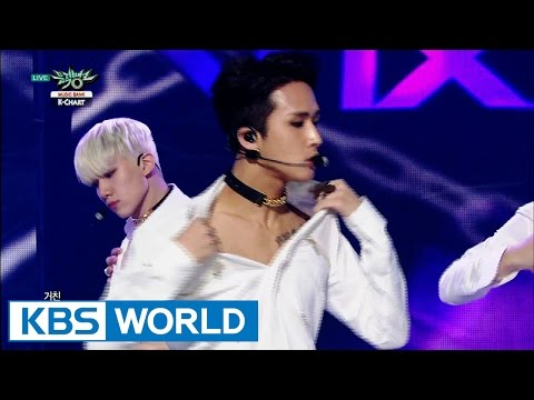 VIXX - Chained up (사슬) [Music Bank K-Chart #1 / 2015.11.20]