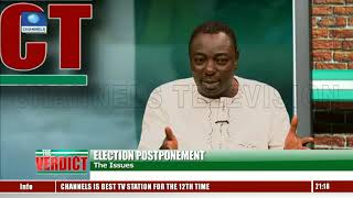 Cost Of The Election Postponement Pt.9 |The Verdict|