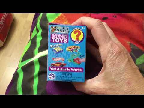 Worlds smallest classic mini collectible toys