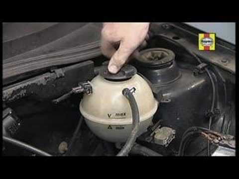 Car cooling system maintenance YouTube