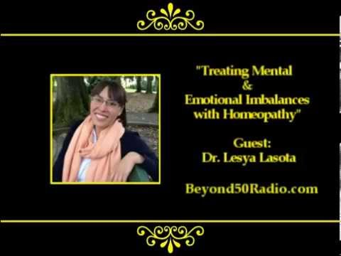 Treating Mental & Emotional Imbalances with Homeopathy