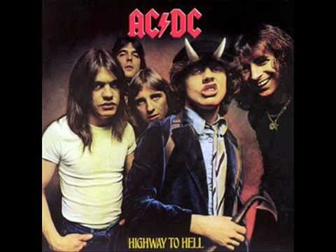 AC/DC : Highway to hell (Full song)