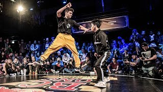 Justen vs Jester | Quarterfinal | Red Bull BC One Last Chance Cypher 2017