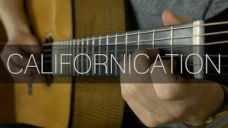 Red Hot Chilli Peppers Californication - Fingerstyle Guitar Cover by James Bartholomew.mp3