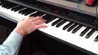羅嘉良 - 創造晴天/准我留下 (創世紀 At the Threshold of An Era 主題曲) [鋼琴 Piano - Klafmann]