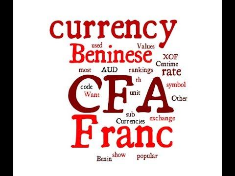 Beninese Currency - CFA Franc