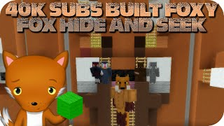 Minecraft Xbox Hide And Seek - 40k Foxy Fox