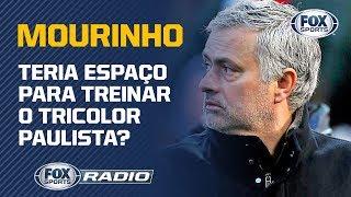 MOURINHO NO SÃO PAULO?
