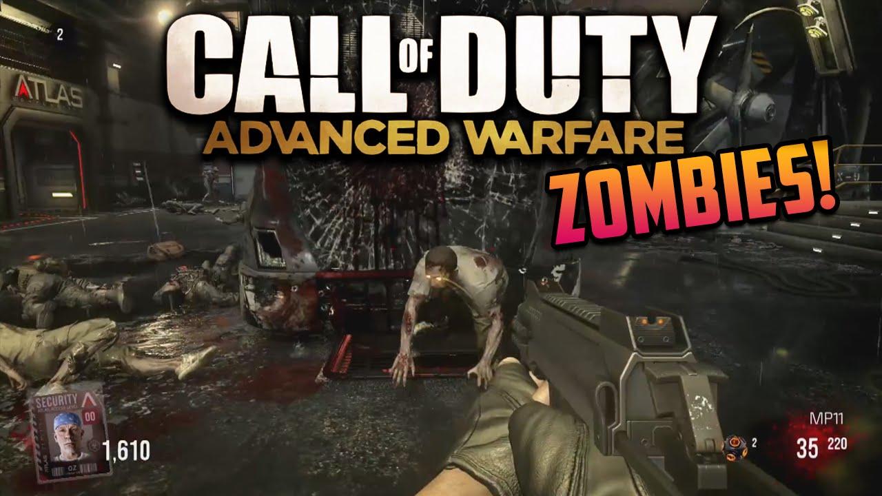 Call of Duty: Advanced Warfare - EXO ZOMBIES HAVOC TRAILER ... Call Of Duty Advanced Warfare Havoc Zombies