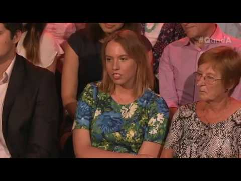 I don't label myself a feminist - Michaelia Cash, Q&A March 2016