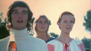 """Оригинальный ролик Coca-Cola """"На холме"""" (Hilltop), 1971 год"""