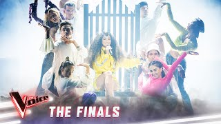 The Finals: Lara Dabbagh sings 'Green Light' | The Voice Australia 2019