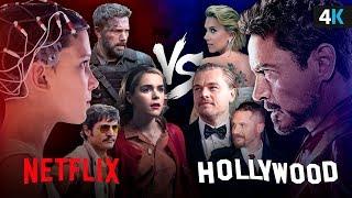 Netflix против Голливуда. Умрут ли кинотеатры и кто победит в войне