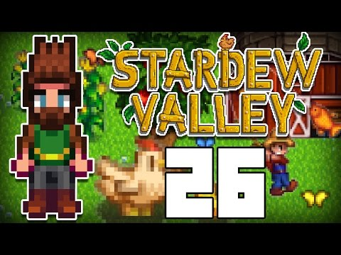 Travelling Merchant FTW - Hutts Plays Stardew Valley [26]
