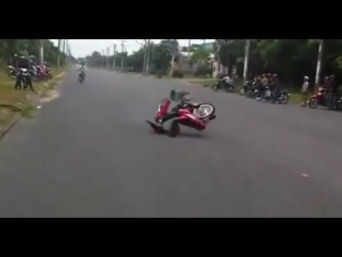 Offline Bình Dương - RacingBoy Quái Xế Rớt Xe Cận Cảnh