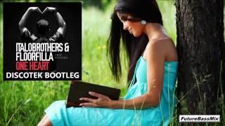 ItaloBrothers & Floorfilla feat. P. Moody - One Heart (DISCOTEK Bootleg)